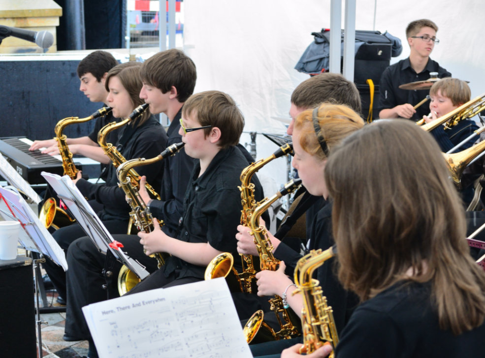 WIGAN YOUTH BIG BAND